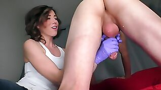 Milk Maid Training Worship The Wolfe