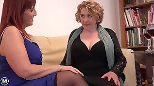 Beau Diamond and Camilla are often making love with each other because it makes them moan