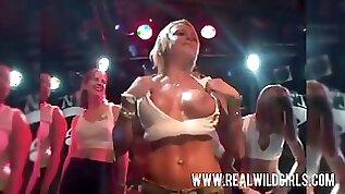 Sexy slut contest spring break