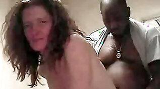 Street Hooker Fucked By Big Black Cock