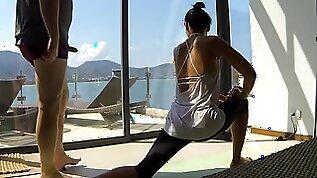 yoga surprise
