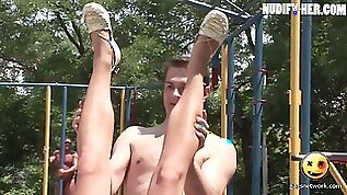 Naked And Funny Pranks