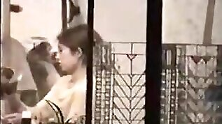 Amateur video of two Asians getting freaky