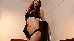 handle sensual shemale
