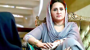 Hijabi pakistani drama with a twist for paramours