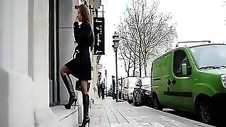 Horny High Heels sex clip
