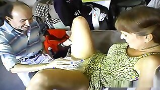 Wendy Taylor shaved and fucked indoors and outdoors in public