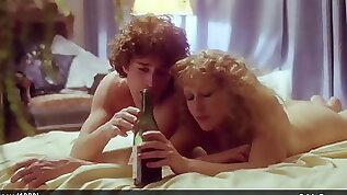 Actress Helen Mirren frontal nude and wild