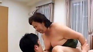 Chinese Mature lady