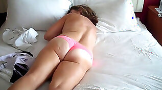 Cougar super steamy wife fucking her hubby