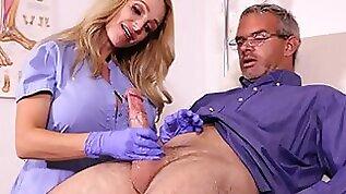 Viagra Overdose Nurse Billi Bardot