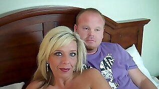 Couples swap in a hotel room and the sex is amazing