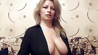 Older Breasty Mother Id Like To Fuck teases on Web webcam