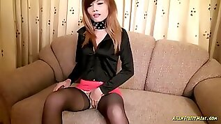 Thai whore is getting fucked in the ass because she needs money to pay the rent