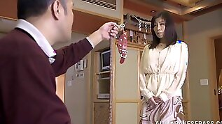 Amazing sex with Asian milf Chihiro Akino