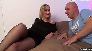 French Milf Let Her Boyfriend Her With Melany Paris