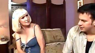 Crazy Big Tits Mature sex clip