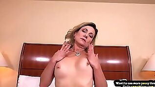 Raunchy Milf First Time On Camera Assfuck Clip