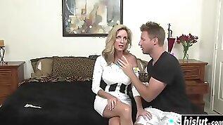 Busty milf seduces her s best friend