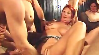 party turns into an xxx orgy