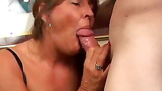Candy Mature fucked very hard