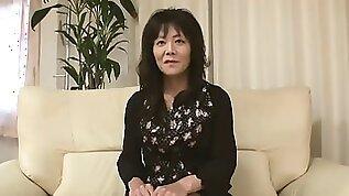 old Granny Izumi Inaba Squirts Creamed Uncensored