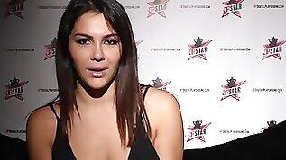 Double penetration Star Big Natural Tits Italian Valentina Nappi Deep Throat bj