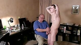 Horny adult clip gay Uncut exotic check it